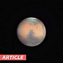 Now is the Time to Observe Mars