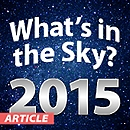 Celestial Events in 2015