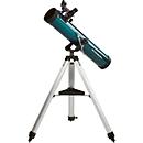 Telescopio reflector con montura altacimutal