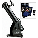 Orion XT4.5 Dobsonian Telescope & Beginner Barlow Kit