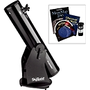 Orion XT8 Classic Dobsonian Telescope & Beginner Barlow Kit