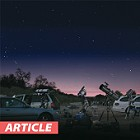 Weekend Star Party: Explore Lunar Seas, Mountains & Rilles