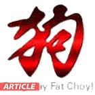 Gung Hay Fat Choy - The Chinese New Year