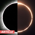 Greatest Show on Earth: The Solar Eclipse
