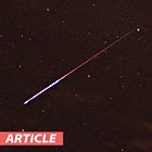 Watch for New Meteor Shower on May 23 &24