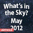 What's In the Sky - May at Orion Store