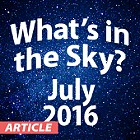 What's In The Sky - July 2016 at US Store