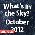 What's In the Sky - October