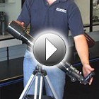 Features of the Observer 70mm Altazimuth Refractor Telescope