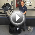 Features of the Orion SkyQuest XX14g GoTo Truss Dobsonian at Orion Store