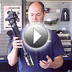 Features of the Tritech II-M Stabilized Monopod PanHead