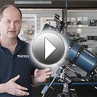 How to Use the Orion StarBlast II 4.5 EQ Reflector Telescope