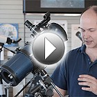How to Set Up the StarBlast II 4.5 EQ Reflector Telescope