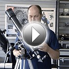 How to Set Up the Observer II 70mm EQ Refractor