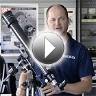 Overview of the Observer II 70mm EQ Refractor at US Store