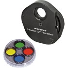Orion Multiple 5-Filter Wheel and Color Filter Set
