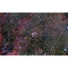 NGC 6888 and Nebula complex