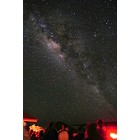 Mauna Kea Star Party under Milky Way