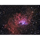IC405 - Flaming Star Nebula in Auriga