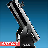 Why a Dobsonian Telescope is Such Good Value at Orion Store
