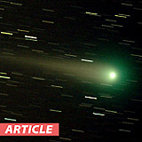 The Arrival of Comet C/2011 L4 (PANSTARRS)