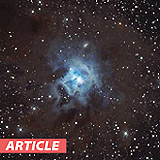 More to the Picture: Diamonds Inside Iris Nebula - NGC 7023