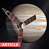 Amateur Radio Operators Make Contact with Juno Spacecraft