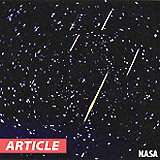 Summer Showers: Two Meteor Showers Peak July 27th and 29th