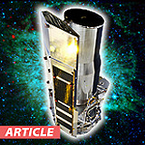 Looking Back: Spitzer Space Telescope Turns 10