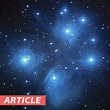 Winter's Beauty Mark: The Pleiades at US Store