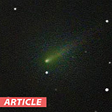 Comet Watching Tips from Orion