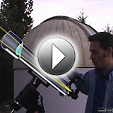 The Star Party: Types Of Telescopes