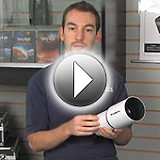 Features of the ShortTube 80 Refractor Telescope OTA