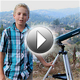Telescopes for Kids: Observer 60mm Altaz Refractor Telescope