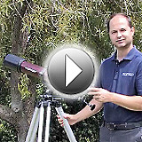 Overview Orion StarBlast 90mm AZ Travel Refractor Telescope