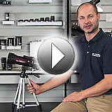 How to Set Up Orion GoScope II 70mm Refractor Telescope
