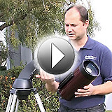 How to Set Up Orion StarSeeker III Mak Cass Telescopes