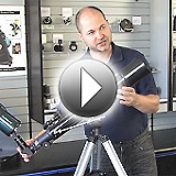 How to Use Orion Observer 70mm Altazimuth Refractor