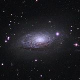 M63 - Sunflower Galaxy
