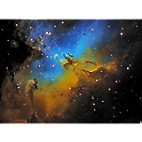 M16 - The Eagle Nebula 7-3-13 at Orion Store