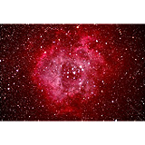 Rosette Nebula 11-2-13 at US Store
