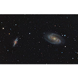 M81 & M82 - Bode's Galaxy and Cigar Galaxy