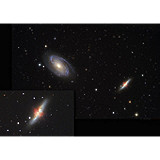 M81 and M82
