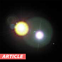 Backyard Astronomers Help Solve Binary Star Mystery