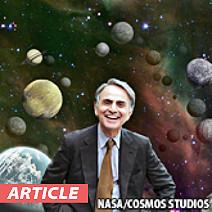Carl Sagan's Search for Extraterrestrial Intelligence at Orion Store
