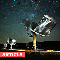 Earth's Latest Search for Extraterrestrial Intelligence
