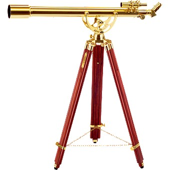 *2nd* Orion Aristocrat 60mm Brass Refractor Telescope