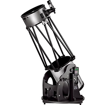 Orion SkyQuest XX14i IntelliScope Truss Dobsonian Telescope