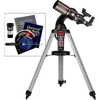 Orion StarSeeker 80 GoTo Refractor Telescope and SkyLine Kit