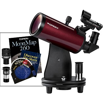 Orion StarMax 90 Mak-Cass Telescope with Make It Zoom Kit